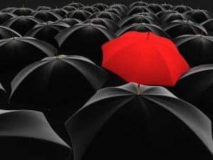 bigstock-unique-red-umbrella-32166410