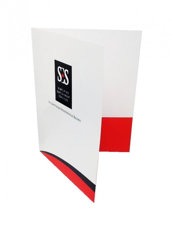 Professional Presentation Pocket Folder for Business - Wilson ...