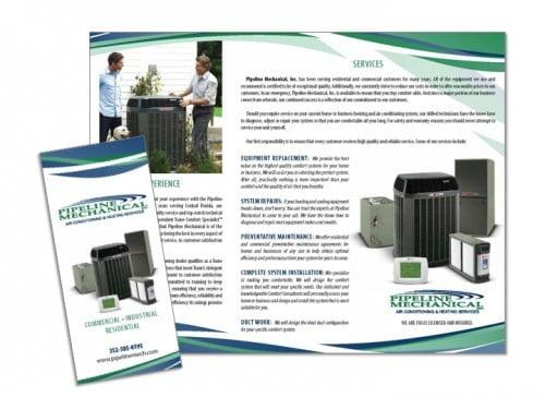 Heating & Air Brochure Sample