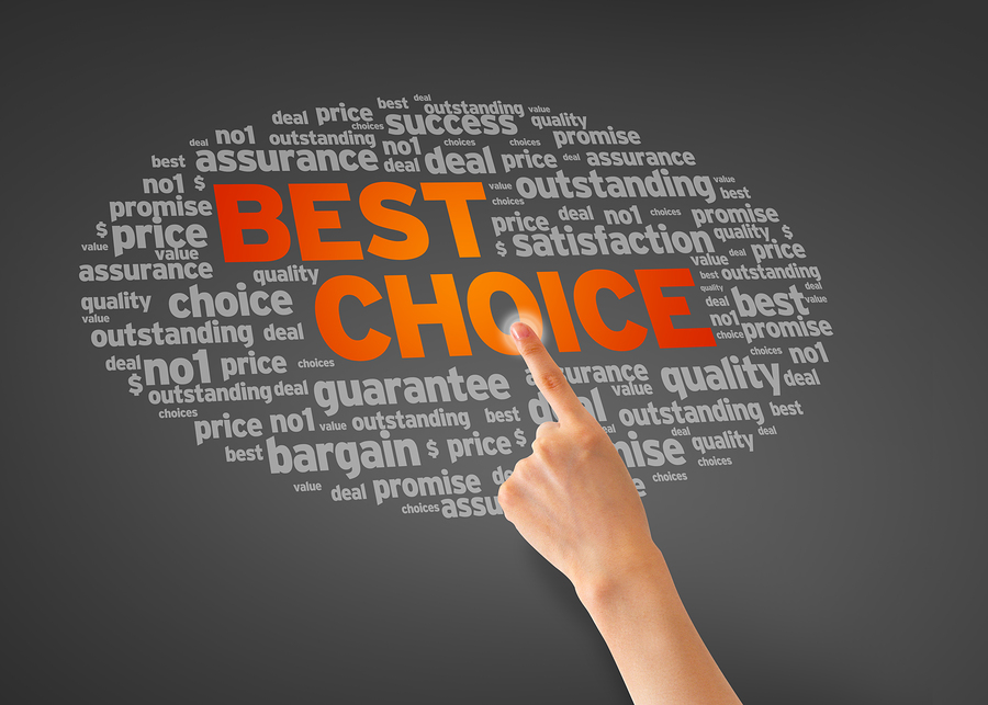 bigstock-Best-Choice-31690322