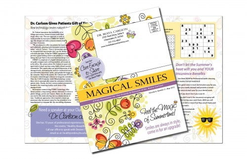 Dental Newsletter Sample
