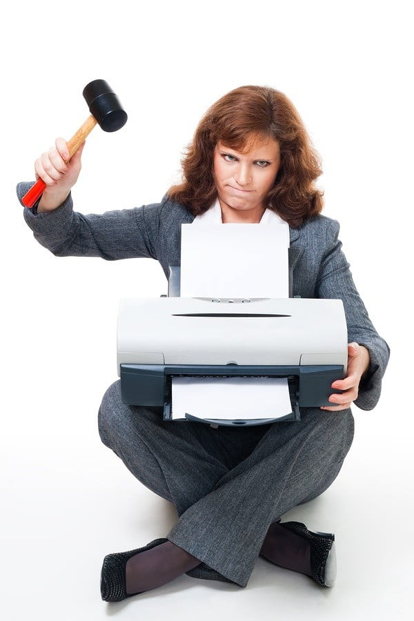 Save Money on Office Printing Costs