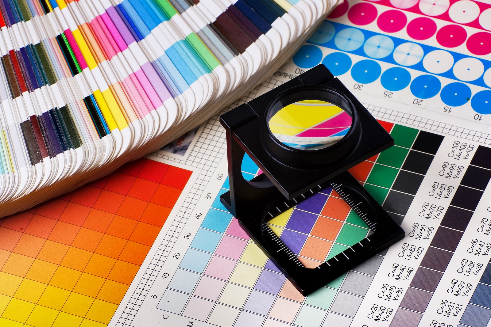 Saving Money on Color Printing