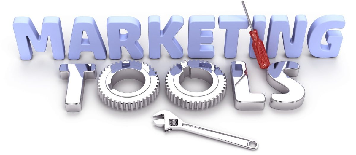 Shiny effective powerful new marketing tools for corporate depar