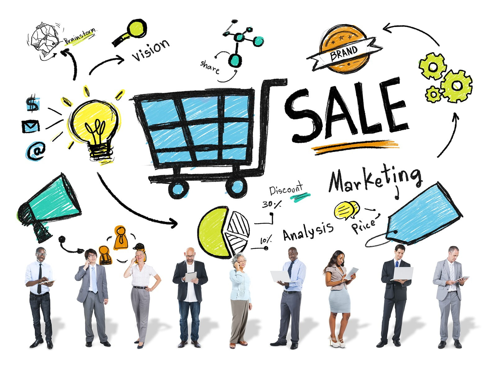 Six Vital Tools Your Sales Team Needs to Make More Sales
