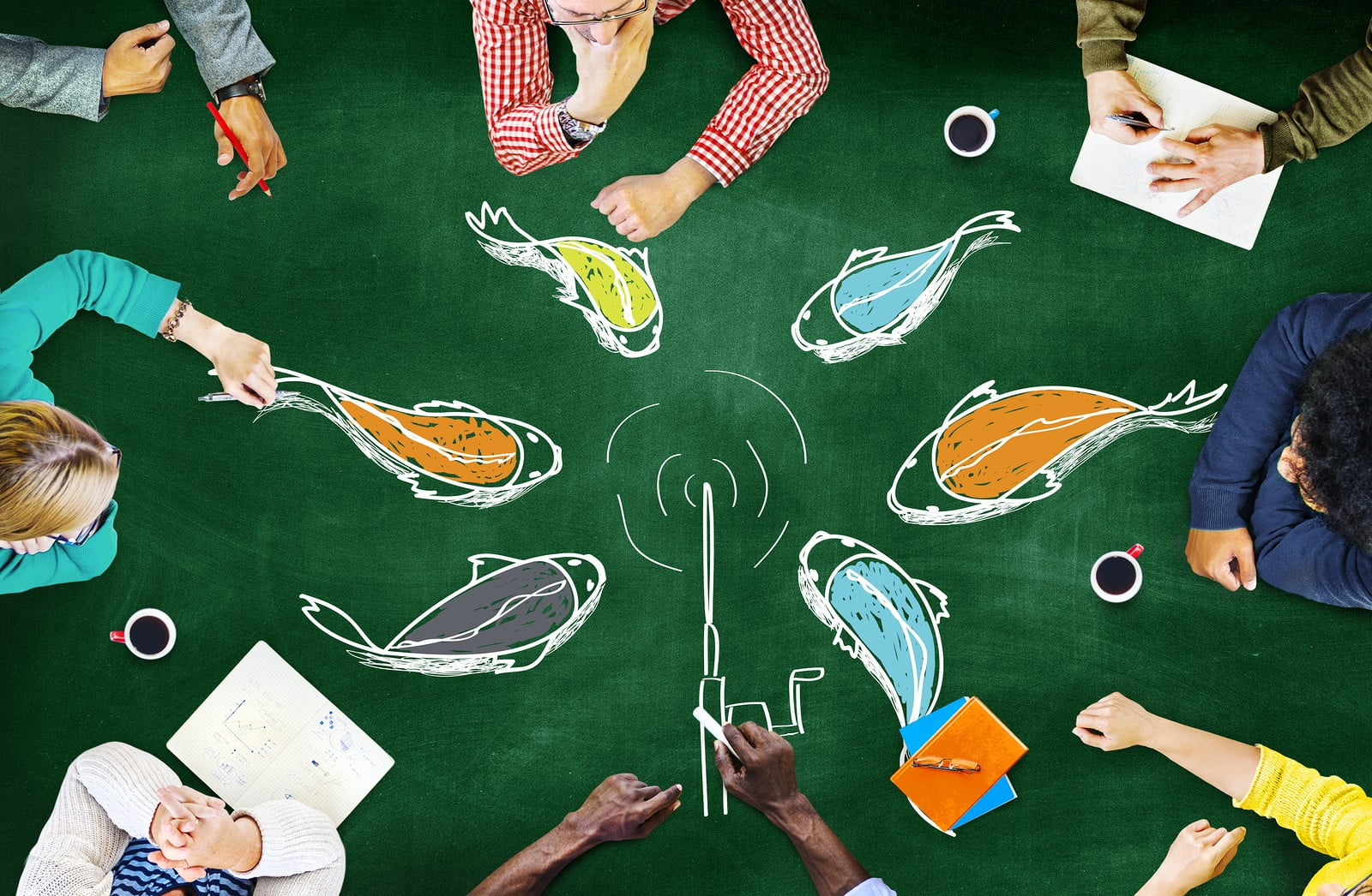 Are You Fishing For Leads On The Internet, But Catching Very Few Fish?