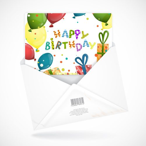 Birthday Cards for Business