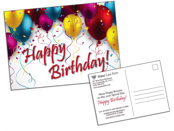 Birthday Cards For Business Can Improve Customer Retention Wilson