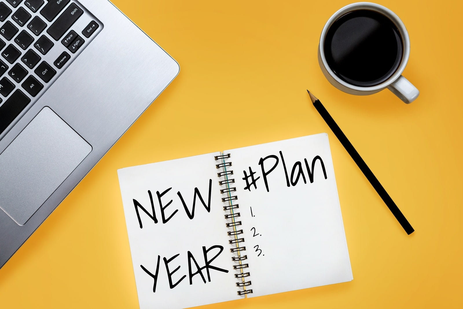 8 New Year Resolutions That Will Take Your Business To New Levels