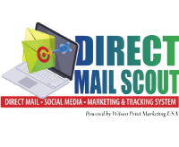 Direct Mail Scout logo
